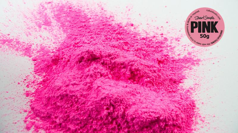 The World's pinkest pink